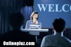 Tips for good Speech